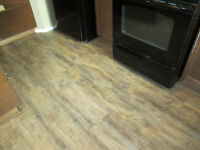 Excellent flooring installer available now for new projects