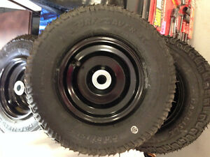 Tires with Rims 13 X 5-6