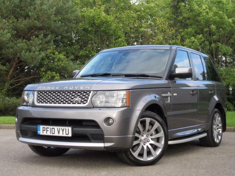 2010 Land Rover Range Rover Sport 50 V8 Supercharged Autobiography
