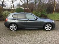 BMW 120 2.0TD ( 184bhp ) 4X4 xDrive Sports Hatch 2013MY d M Sport