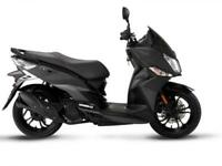 SYM JET 14 50 AC, moped scooter learner legal at 16