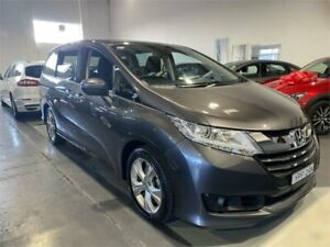 2016 Honda Odyssey RC MY16 VTi Grey Continuous Variable Wagon Fyshwick South Canberra Preview