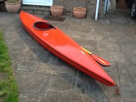 Fibreglass Canoe / Kayak