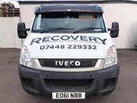 **Iveco Daily S Class 2.3TD 35S11 MWB**