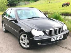 2003 Mercedes-Benz C240 2.6 auto 2003MY Avantgarde SE