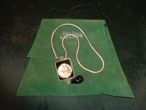 "Jean Paul Gaultier Vintage Rare Collectable "" Watch "" Necklace"