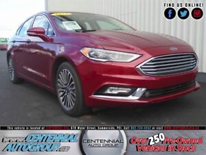 Ford Fusion SE | AWD | Bluetooth 2017