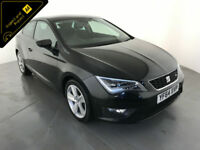 2014 64 SEAT LEON FR TECHNOLOGY TDI AUTOMATIC 1 OWNER SERVICE HISTORY FINANCE PX