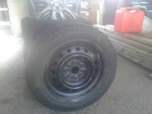 4 winter tires 205/55R16