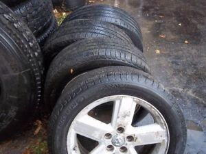 GRAFTON 4 MICHELIN 215 55 R 18 ALLSEASON M S