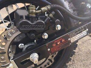 90cc PIT DIRT BIKE MOTOR TRAIL Electric Start Sports Bike Bayswater Knox Area Preview