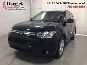 2014 Mitsubishi Outlander Used AWD GT Pwr Grp Sunroof
