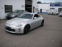 2008 NISSAN 350Z ONE OWNER ACCIDENT FREE $13499