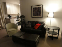 Furnished 1 Bedroom Apartment – only steps to downtown