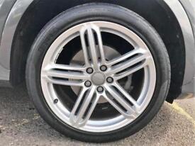 2013 Audi Q3 2.0 TFSI S line S Tronic Quattro 5dr Petrol grey Semi Auto