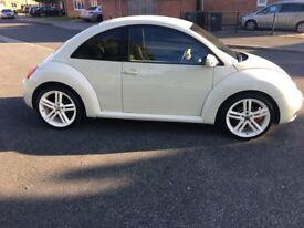 VW Beetle 1.4 Luna **Low Mileage**