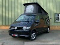 2017 VW T6 LWB Campervan, Camper Van Brand NEW Conversion, Tailgate, Sat Nav