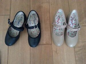 Girls SIZE 13 TAP DANCE SHOES