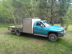 1996 Dodge Truck (rebuilt 12 valve engine)