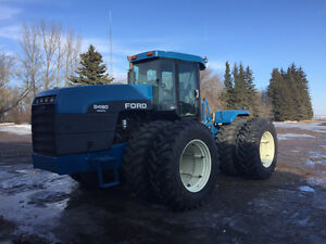 Ford 9480 4WD Tractor