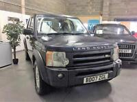 2007 07 LandRover Discovery SE Automatic 7 seater