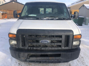 2010 Ford E-250 NEW TRANSMISSION just installed