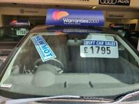2009 Volkswagen Fox 1.2 3dr HATCHBACK Petrol Manual