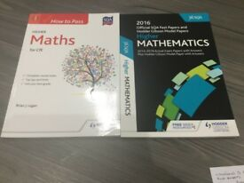 Higher Maths & Past Papers with Answers