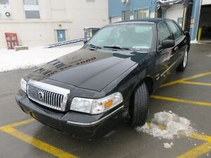 2009 Mercury Grand Marquis LS Ultimate Edition