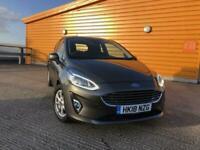 2018 Ford Fiesta 1.0 EcoBoost Zetec 3dr HATCHBACK Petrol Manual