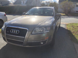 2007 Audi All Wheel Drive A6 Wagon loaded 175000km