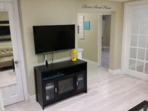 $800 Newly Finished 1 Bedroom Basement near Markham/HWY 7