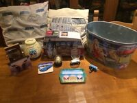 Job Lot of VW Campervan Collectables