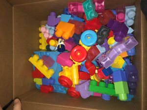 Mega Blocks Toddler Child Kids Toys