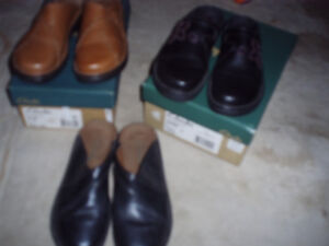CLARKS shoes**brand new**incredible deal
