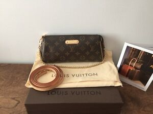 1000% Authentic Louis vuitton Eva clutch and other good stuff
