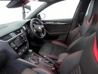 2016 SKODA OCTAVIA 2.0 TDI CR vRS 5dr DSG Auto