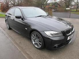 BMW 318 2.0TD SPORT PLUS £30 ROAD TAX HD SAT NAV ONLY ONE OWNER STUNNING