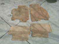 Nearly New Set of Floor Mats for 2010 Nissan Sentra
