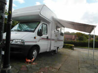 Elddis Firestorm 200 - 4 Berth - 2003 - Rear U-Shape lounge