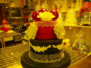 Pastry and cake decorating course