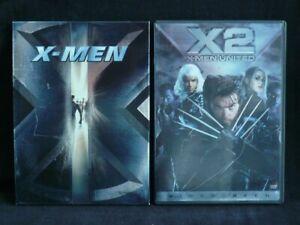 X-MEN Trilogy /WOLVERINE DVD lot 4X