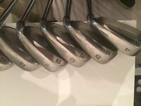Deep Red 11 DISTANCE irons 4-9 GW, LW, PW, SW