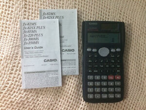 Casio fx 300 MS Calculator
