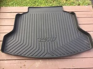 CRV all weather floor mats and cargo tray St. John's Newfoundland image 2