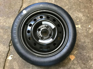 Like new spare tire T125/80 R15 95m