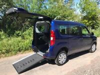 2012 Fiat Doblo 1.4 16V MyLife 5dr WHEELCHAIR ACCESSIBLE VEHICLE 5 door Wheel...