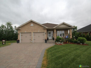 LOVELY BRICK RANCH WITH PANORAMIC POND VIEW
