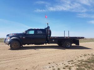 2011 Dodge 5500 4x4 Tilt Deck $35,000 obo