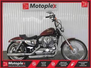 2012 Harley-Davidson Sportster XL1200V Seventy-Two